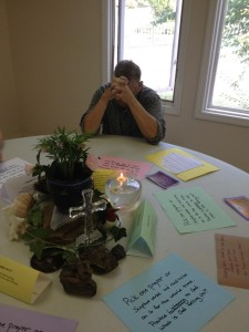 Prayer Station 8